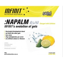 LIMITED EDITION Lemon Lime Napalm Run + Highly Caffeinated - 6 serve pack