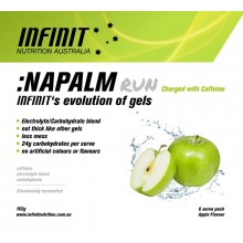 :NAPALM RUN - Apple + Highly Caffeinated - 6 Serve Pack