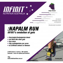 :NAPALM RUN - Grape - 6 serve pack