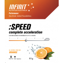 :SPEED Single Serving Size